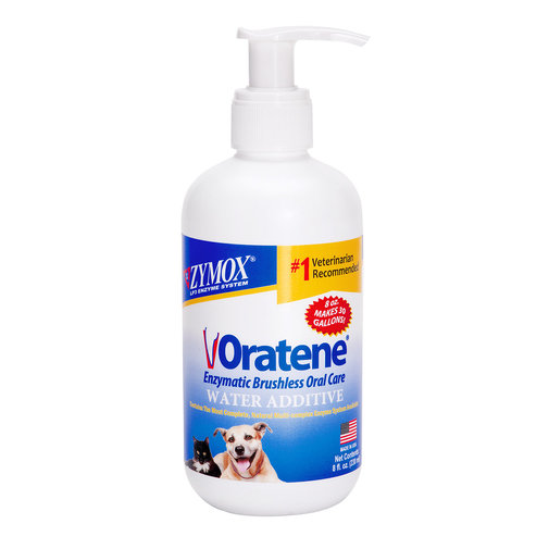 View larger image of Zymox Oratene Enzymatic Brushless Oral Care Water Additive